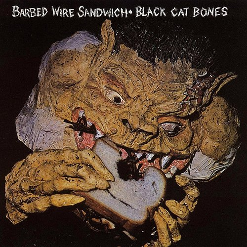 Black Cat Bones - Barbed Wire Sandwich [Colored Vinyl] (Ita)