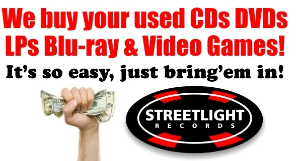 We buy your music and movies