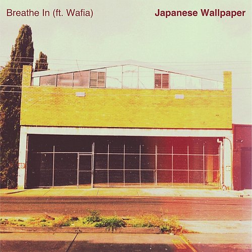 Japanese Wallpaper - Breathe In - Single