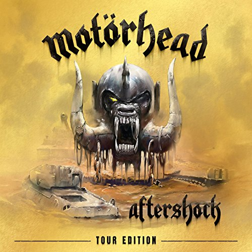 Motorhead - Aftershock: Tour Edition