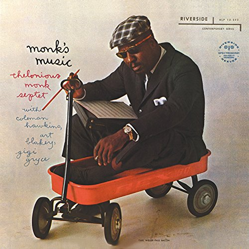 Thelonious Monk - Monk's Music (Blue) (Bonus Tracks) [Colored Vinyl] [180 Gram]