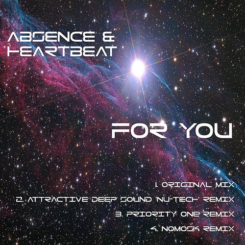 Absence - For You - Single