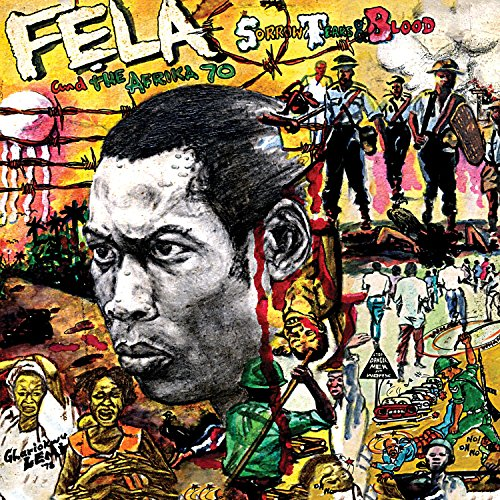 Fela Kuti - Sorrow Tears & Blood (Uk)