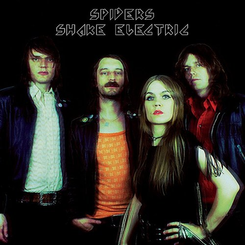 Spiders - Shake Electric - Single
