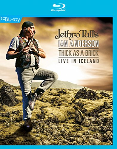 Ian Anderson - Thick As A Brick Live In Iceland