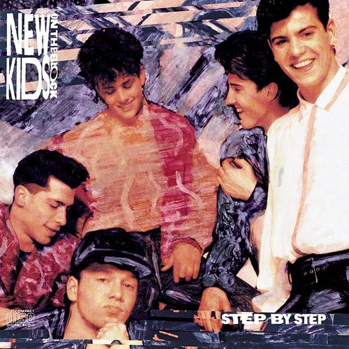 New Kids On The Block - Step By Step [Import Limited Edition]