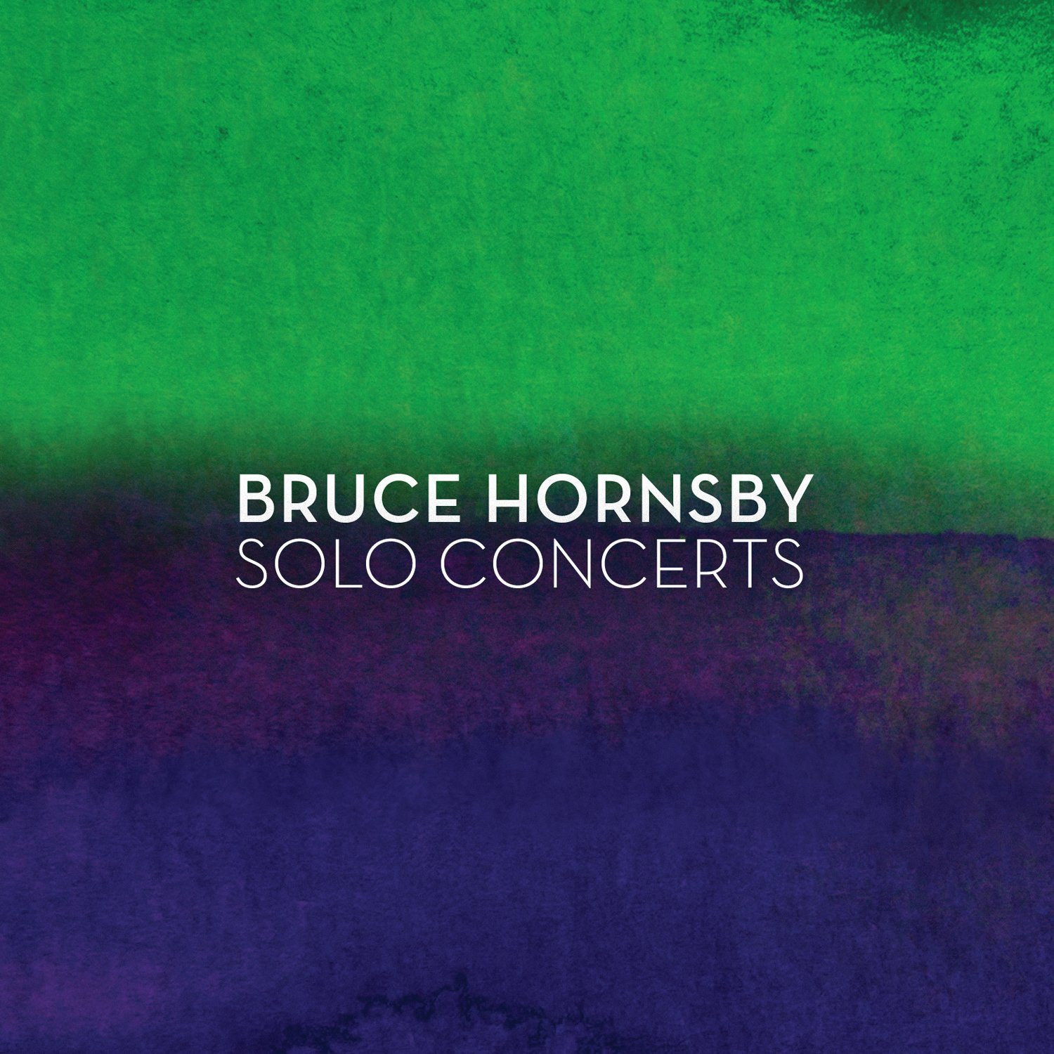 Bruce Hornsby - Solo Concerts