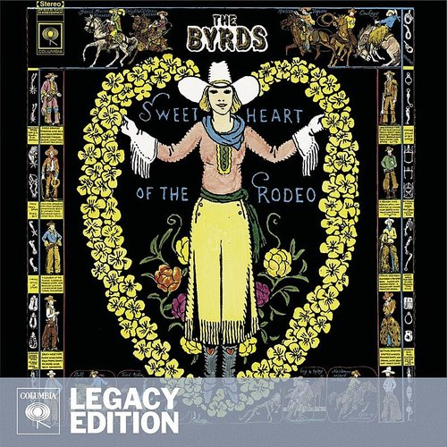Byrds - Sweetheart Of The Rodeo (Colv) (Gate) (Gold) (Ltd)