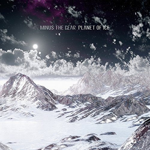 Minus The Bear - Planet Of Ice (Blk) [Colored Vinyl] (Red) (Can)