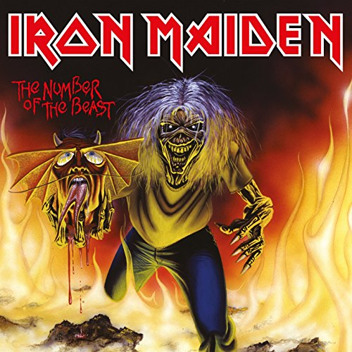 Iron Maiden - The Number Of The Beast [Import Deluxe]