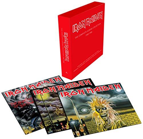 Iron Maiden - The Complete Albums Collection 1980 - 1988 [Vinyl Box Set]