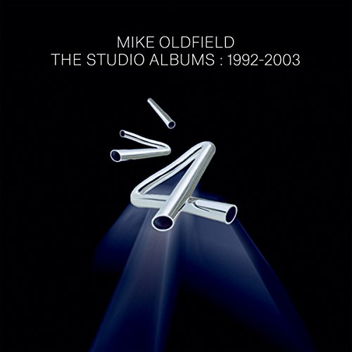 Mike Oldfield - The Studio Albums: 1992-2003 [Box Set]