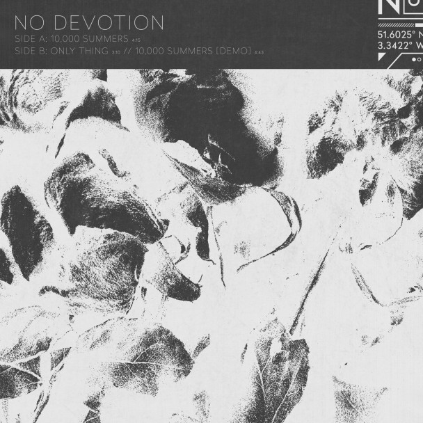 No Devotion - 10,000  Summers [Limited Edition Vinyl Single]