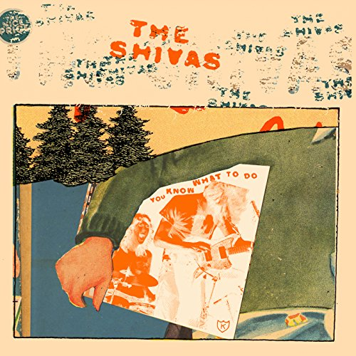 The Shivas - You Know What To Do [Vinyl]