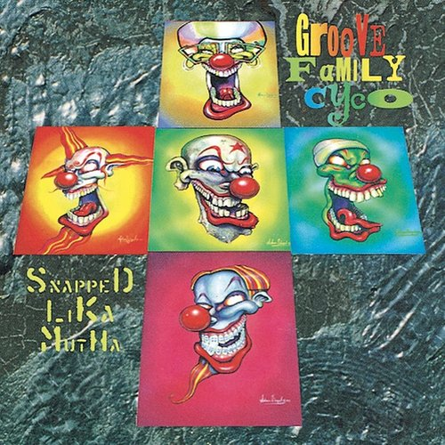 Infectious Grooves - Groove Family Cyco