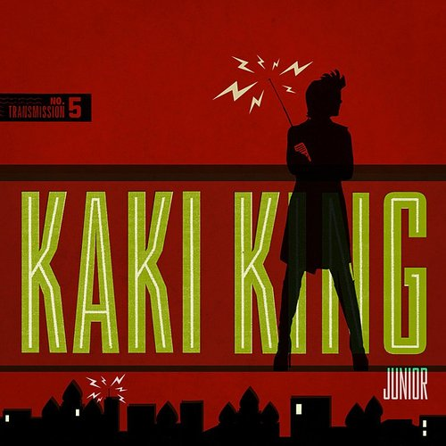 Kaki King - Junior [Import]