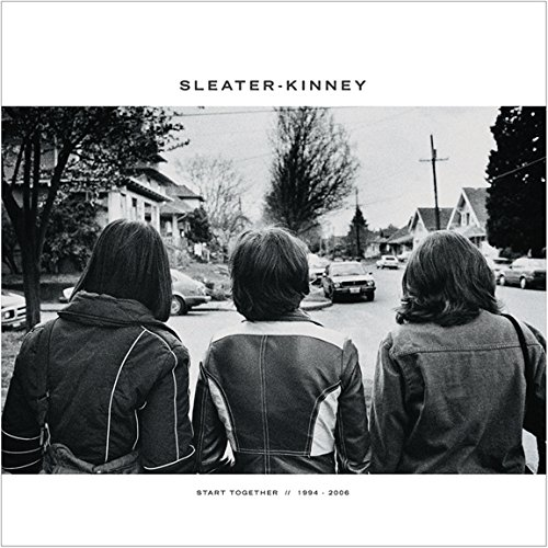 Sleater-Kinney - Start Together [Limited Edition 7-LP Box Set]
