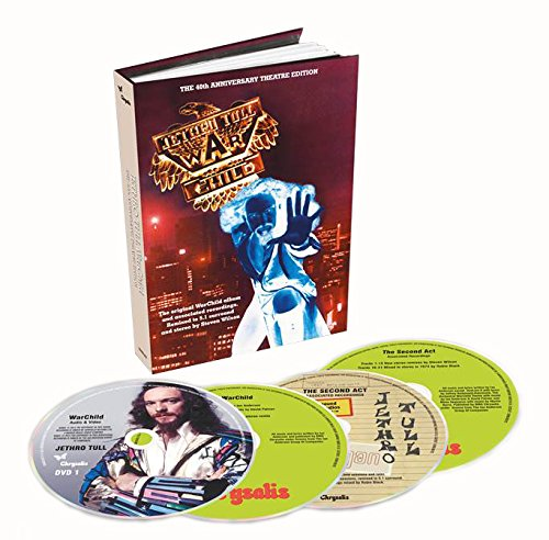 Jethro Tull - Warchild [Limited Edition Box Set]