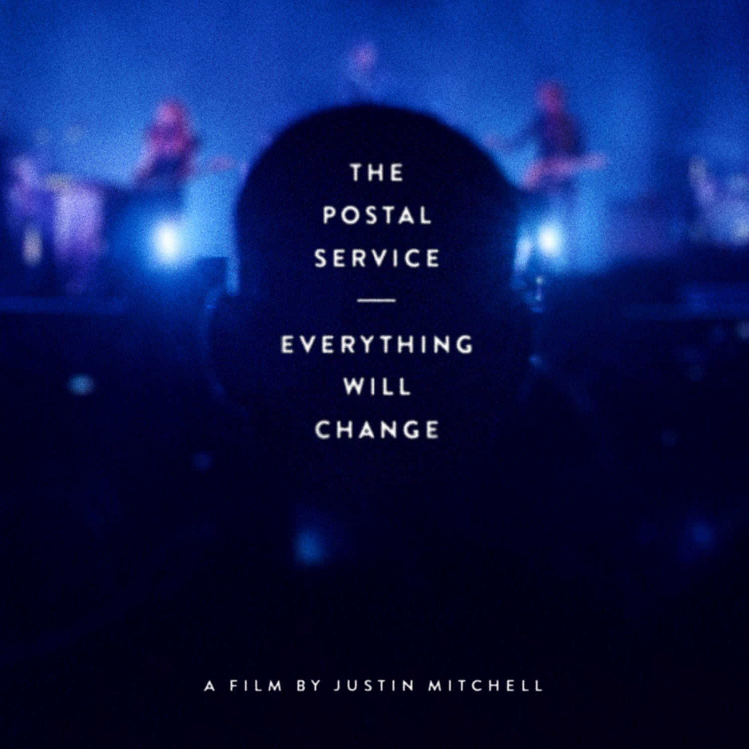 The Postal Service - Everything Will Change [Blu-Ray/DVD]