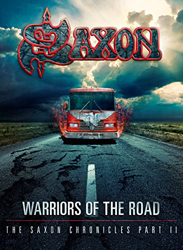 Saxon - Warriors Of The Road: The Saxon Chronicles Part II [Blu-Ray]