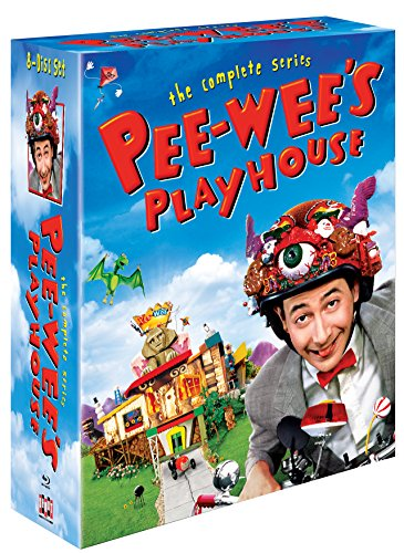 The Pee-Wee Herman Show - Pee-Wee's Playhouse: The Complete Series