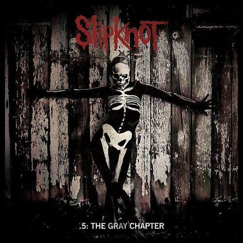 Slipknot - 5: The Gray Chapter [Indie Exclusive Clear Green Vinyl]