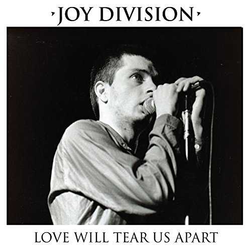 Joy Division - Love Will Tear Us Apart [Limited Edition Colored Vinyl Single]