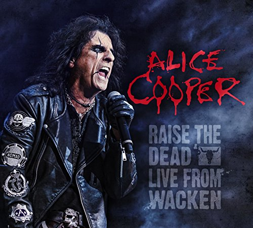 Alice Cooper - Raise the Dead: Live From Wacken [Limited Edition Vinyl Box Set w/CD/DVD/Blu-Ray]