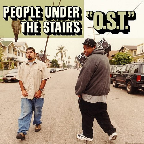People Under The Stairs - O.S.T. (Gate)
