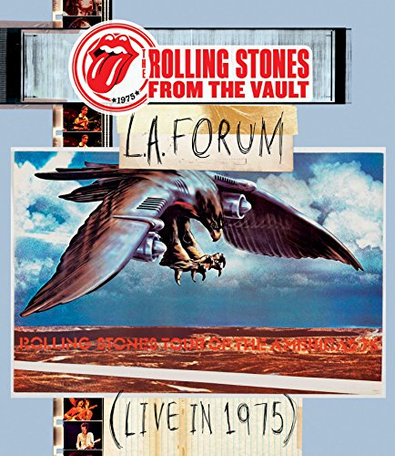 The Rolling Stones - From The Vault: La Forum (Live In 1975) (New Mix)