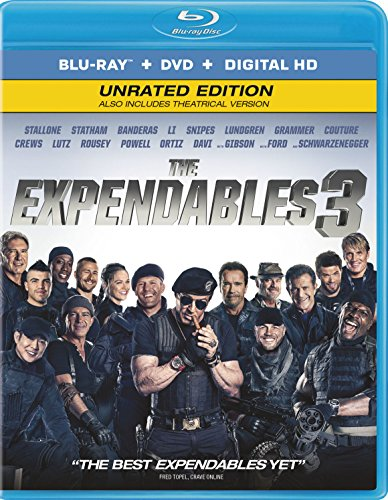 The Expendables [Movie] - The Expendables 3