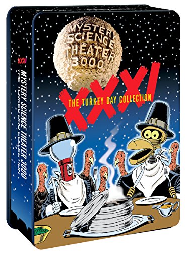 Mystery Science Theater 3000 - Mystery Science Theater 3000: The Turkey Day Collection (XXXI) [Limited-Edition Collector's Tin]