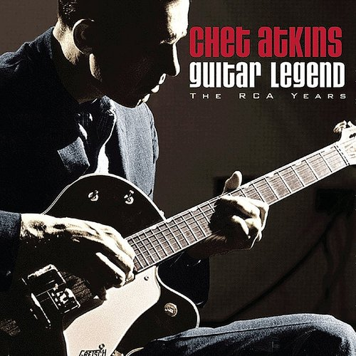Chet Atkins - Guitar Legend-Rca Years