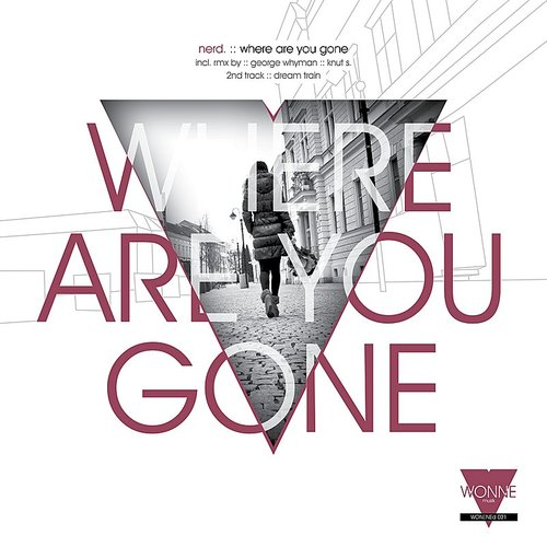 NERD. - Where Are You Gone EP