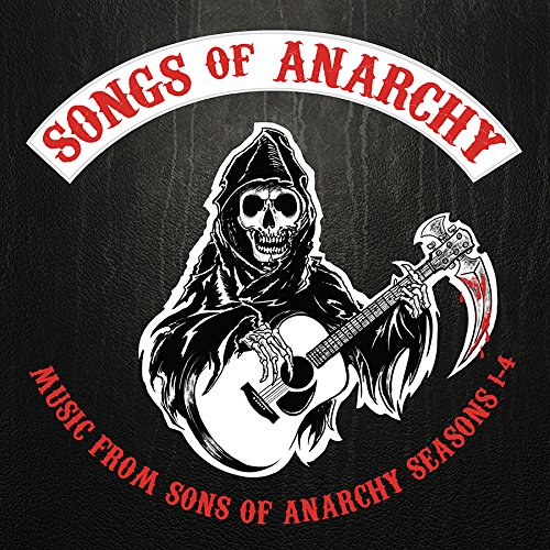 Various Artists - Songs Of Anarchy: Music From Sons Of Anarchy Seasons 1-4 [Limited Edition, Clear Vinyl]