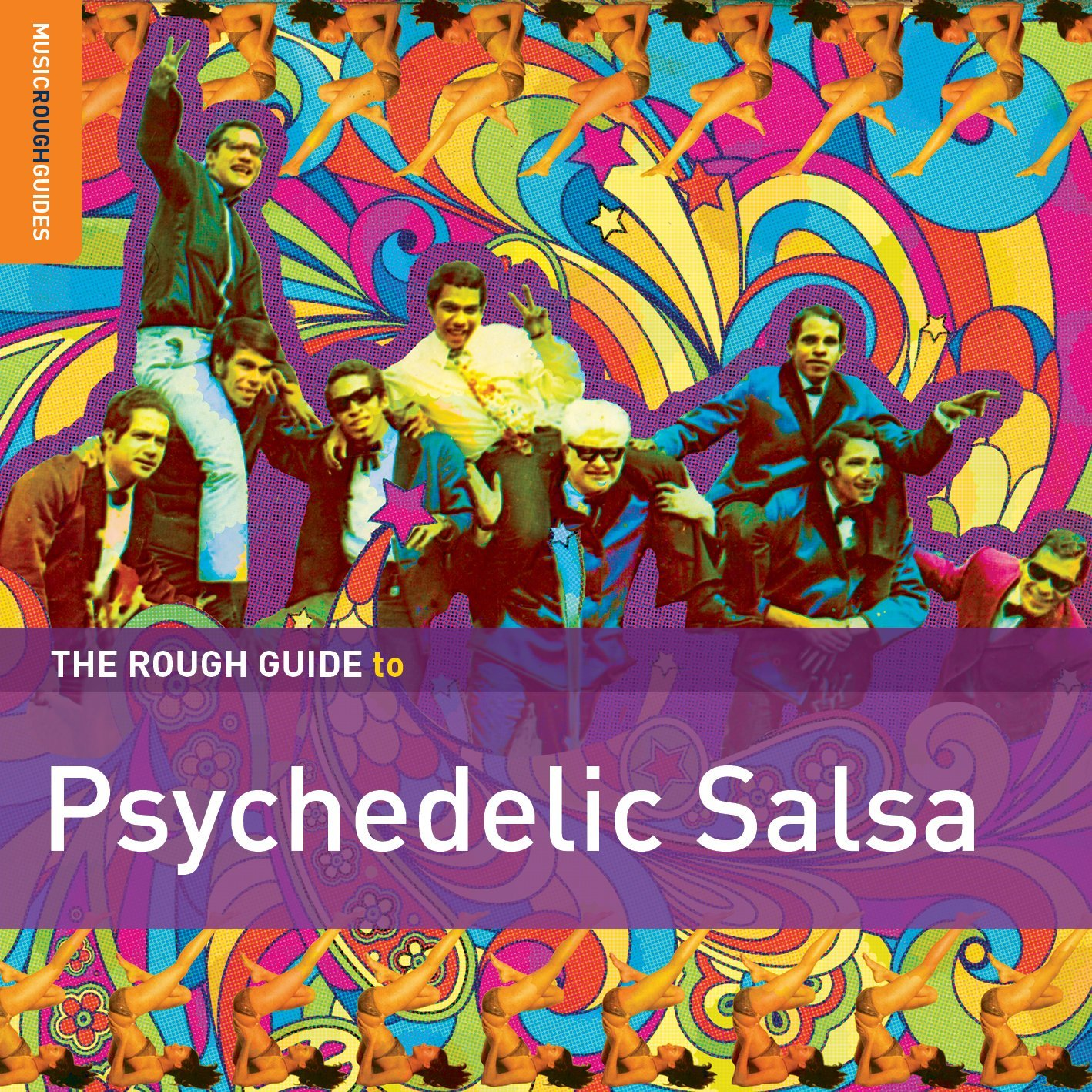 Rough Guide - Rough Guide To Psychedelic Salsa