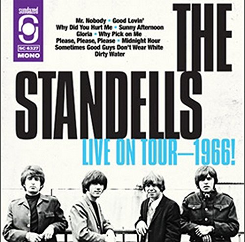 The Standells - Live 1966