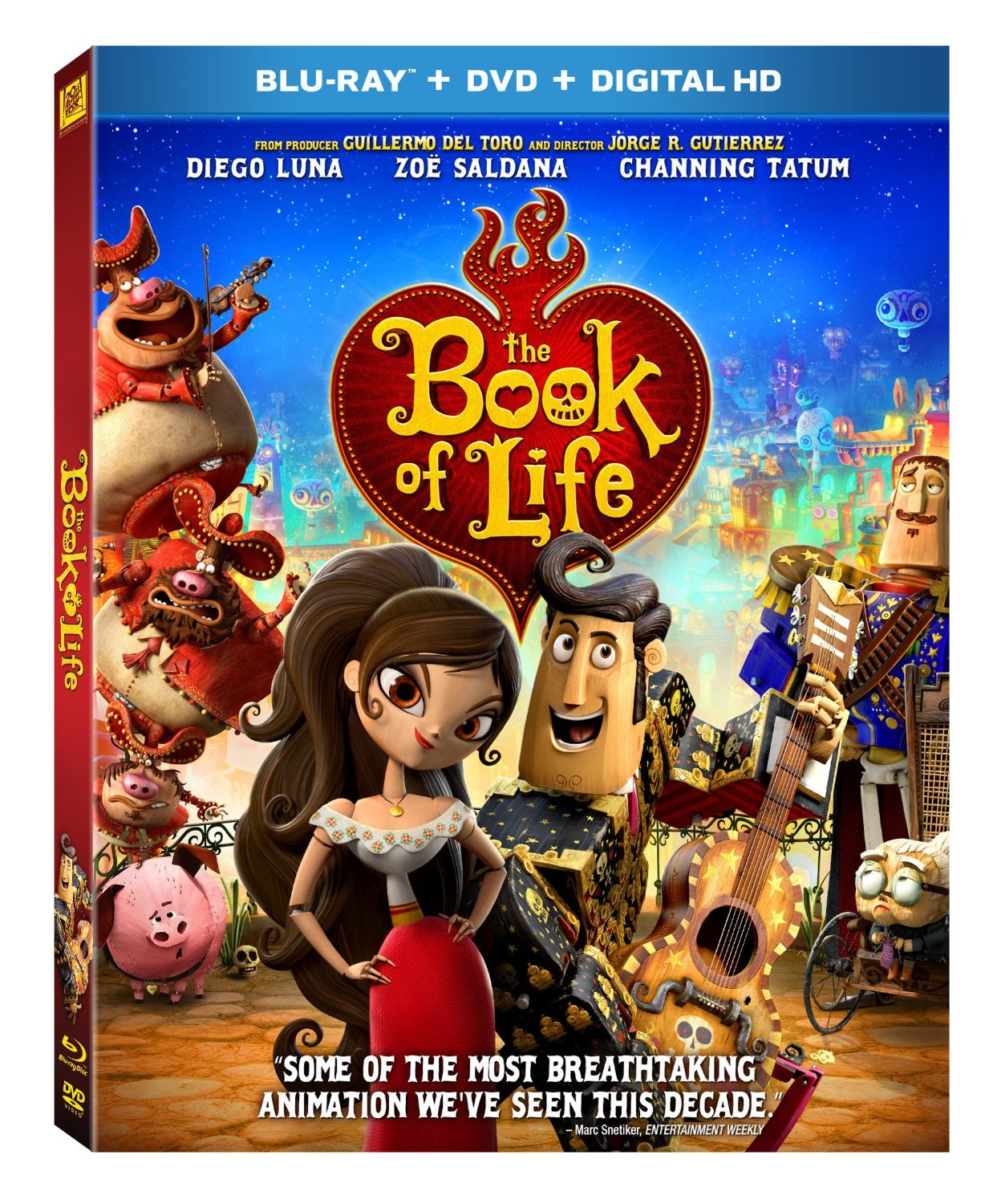 The Book Of Life [Movie] - The Book Of Life