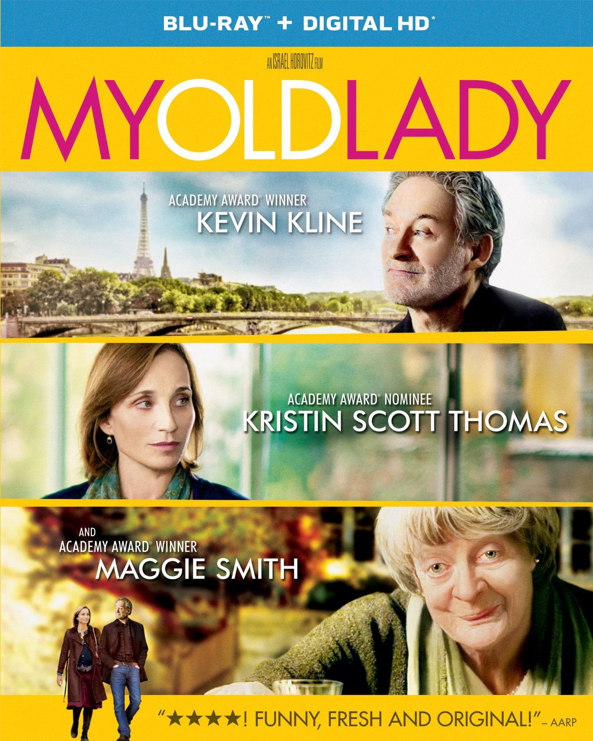 My Old Lady [Movie] - My Old Lady