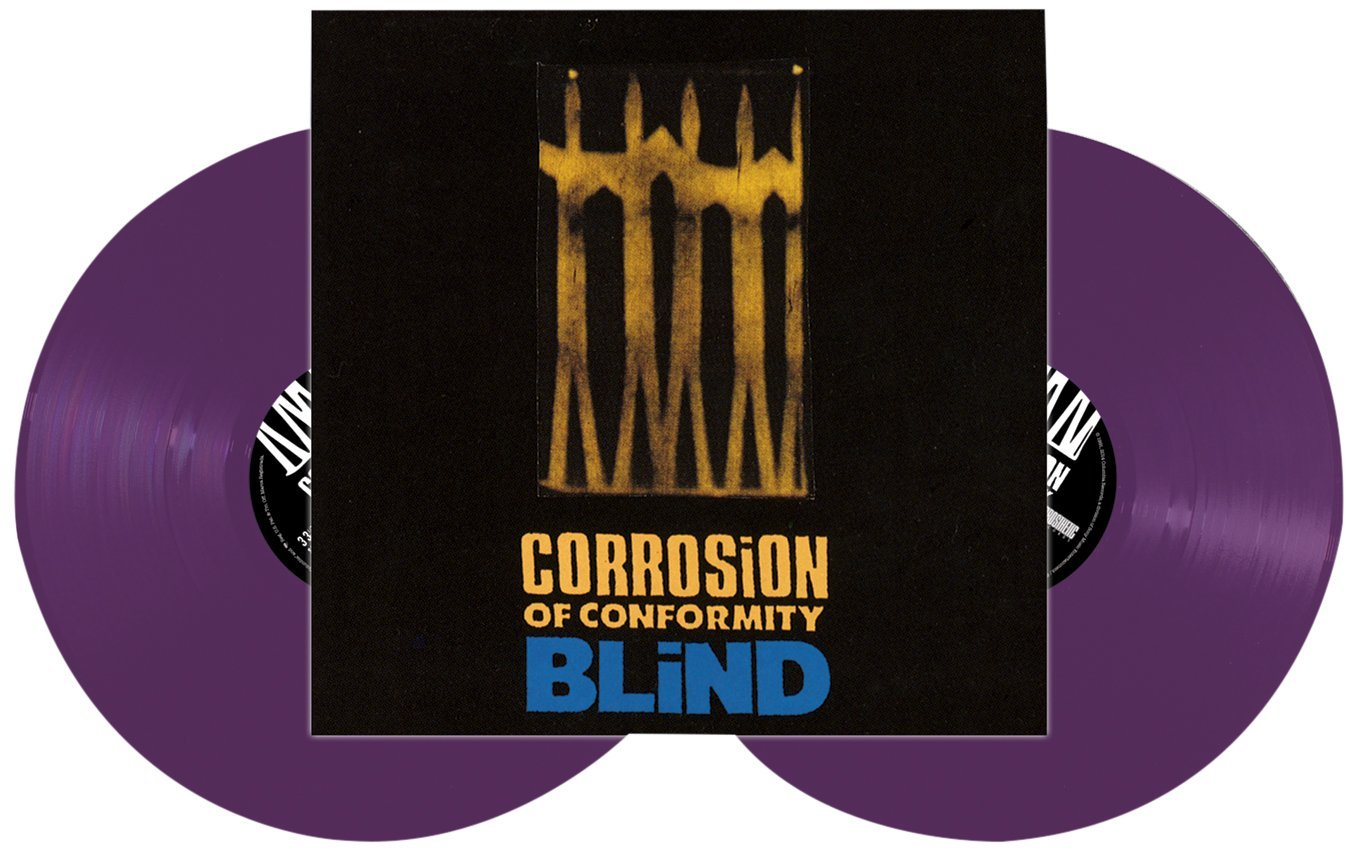 Corrosion Of Conformity - Blind [Purple Vinyl]