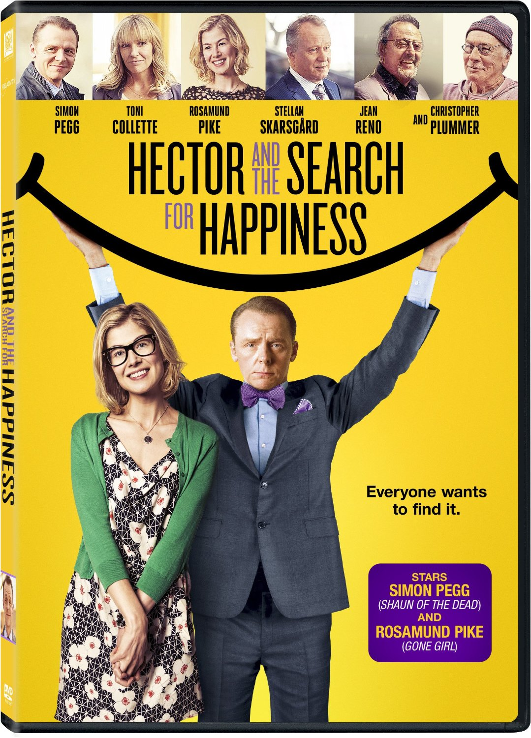 Hector & The Search For Happiness [Movie] - Hector & The Search For Happiness