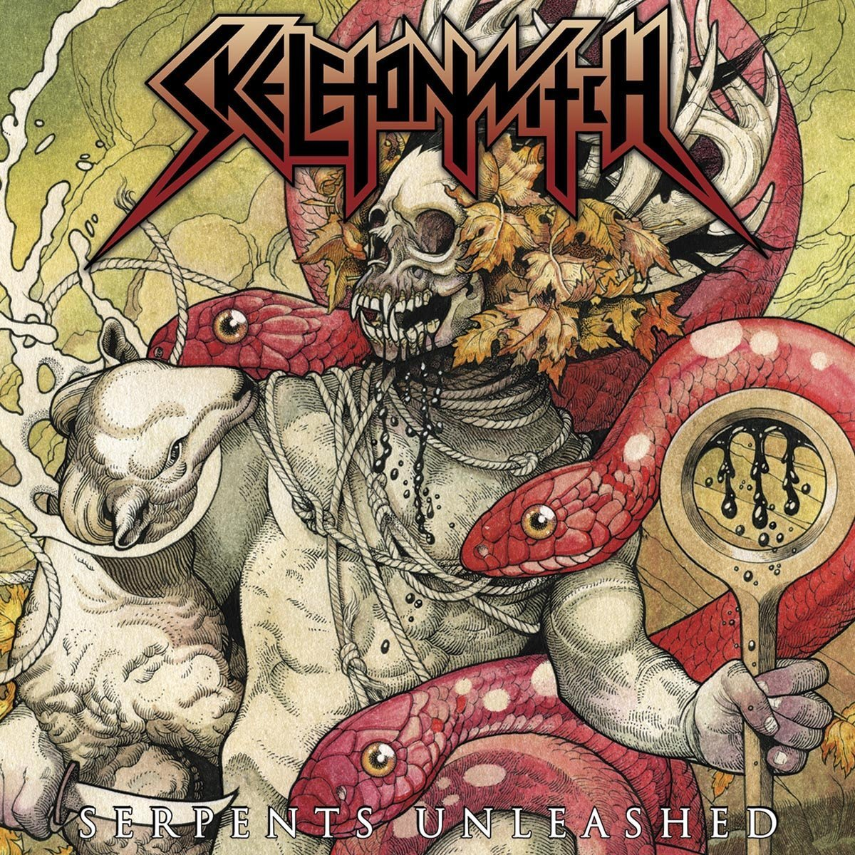 Skeletonwitch - Serpents Unleashed [Import]