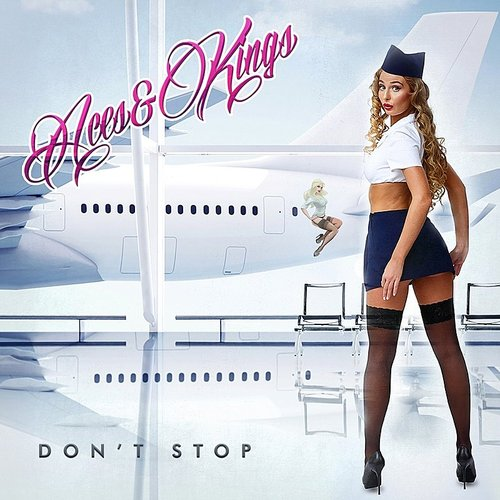 Aces - Don't Stop - Single