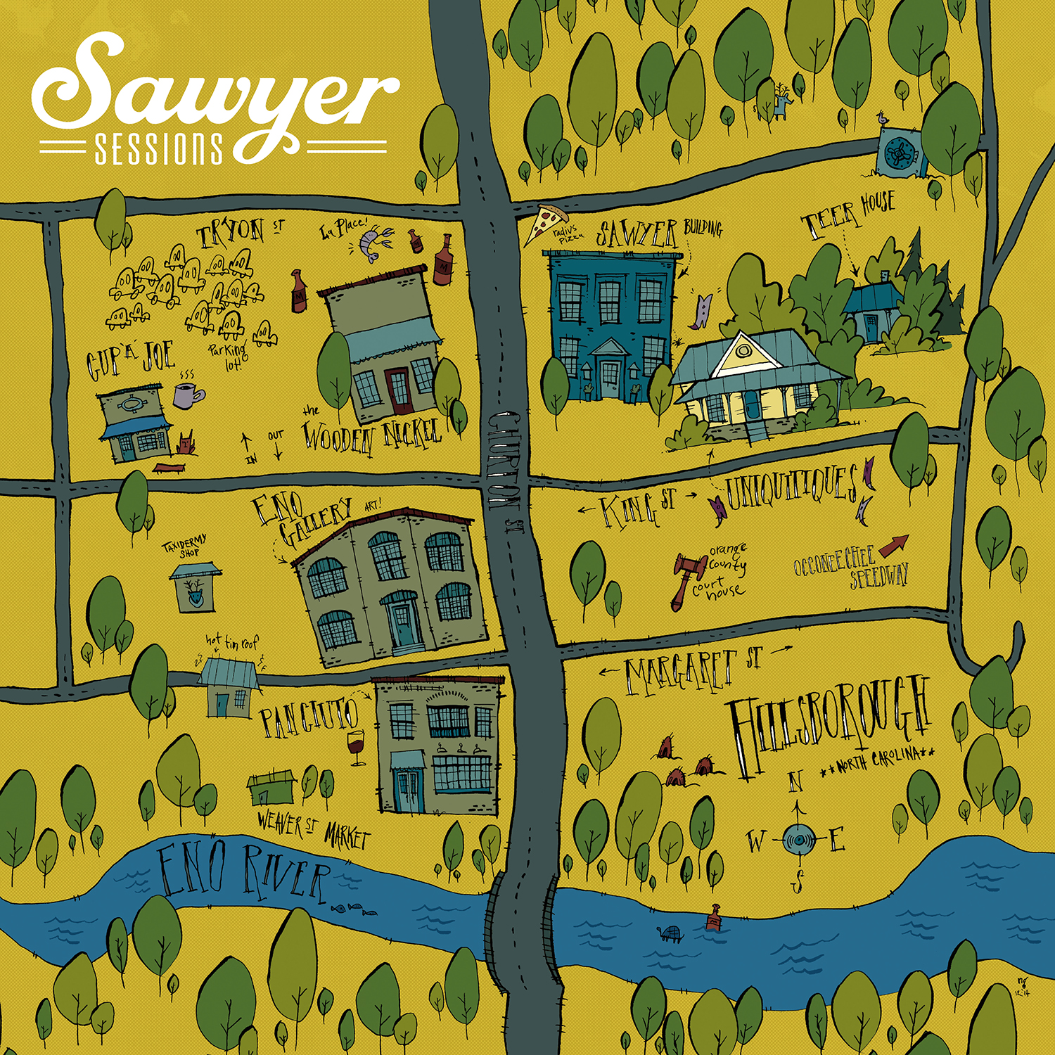 - Sawyer Sessions Vol 1