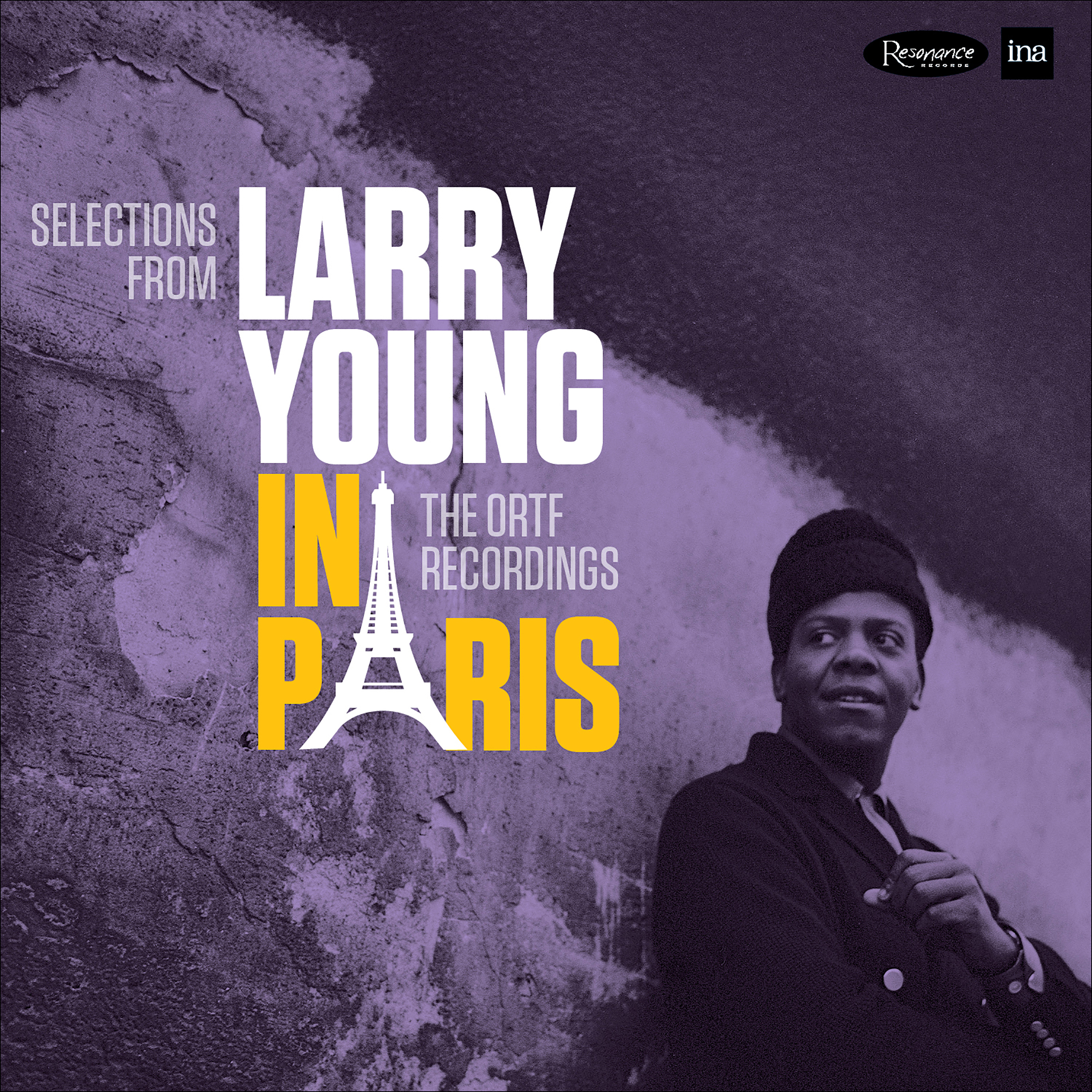 Larry Young - Selections from Larry Young in Paris - The ORTF Recordings