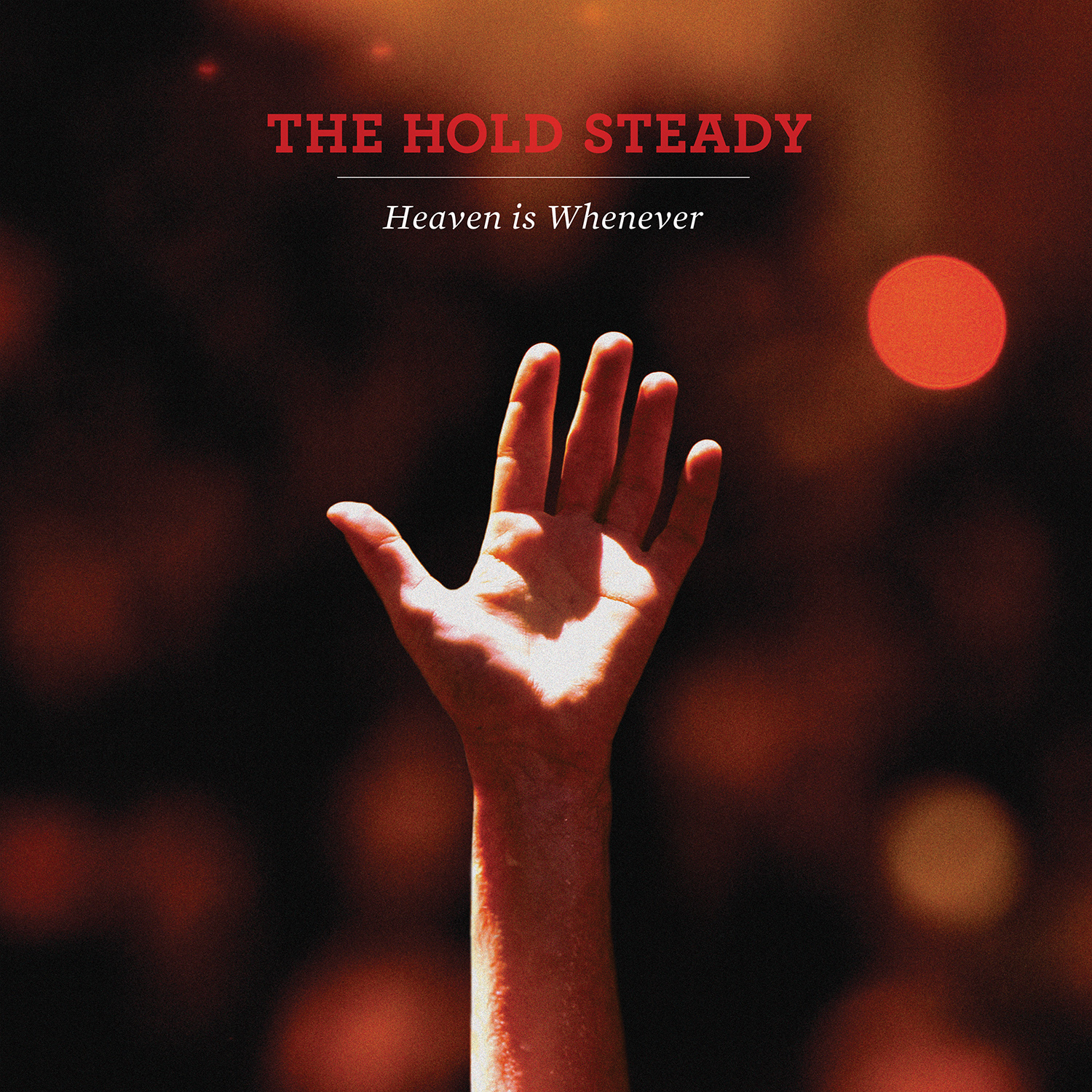 The Hold Steady - Heaven is Whenever [Red LP]