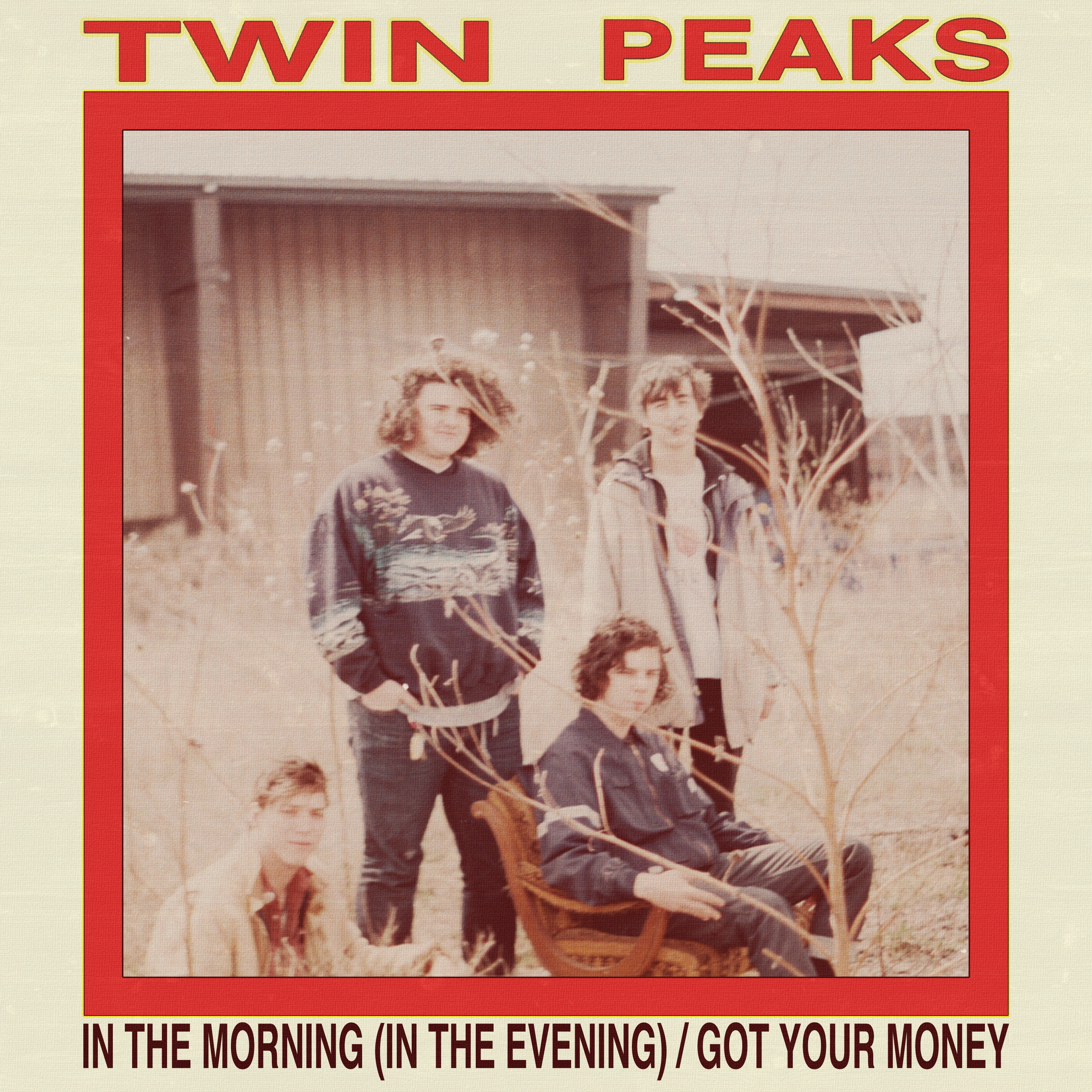 Twin Peaks - In The Morning(In The Evening)/Got Your Money