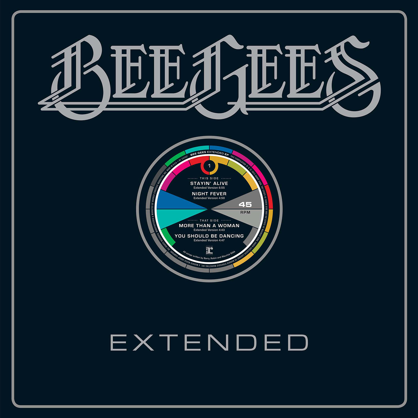 Bee Gees - Extended
