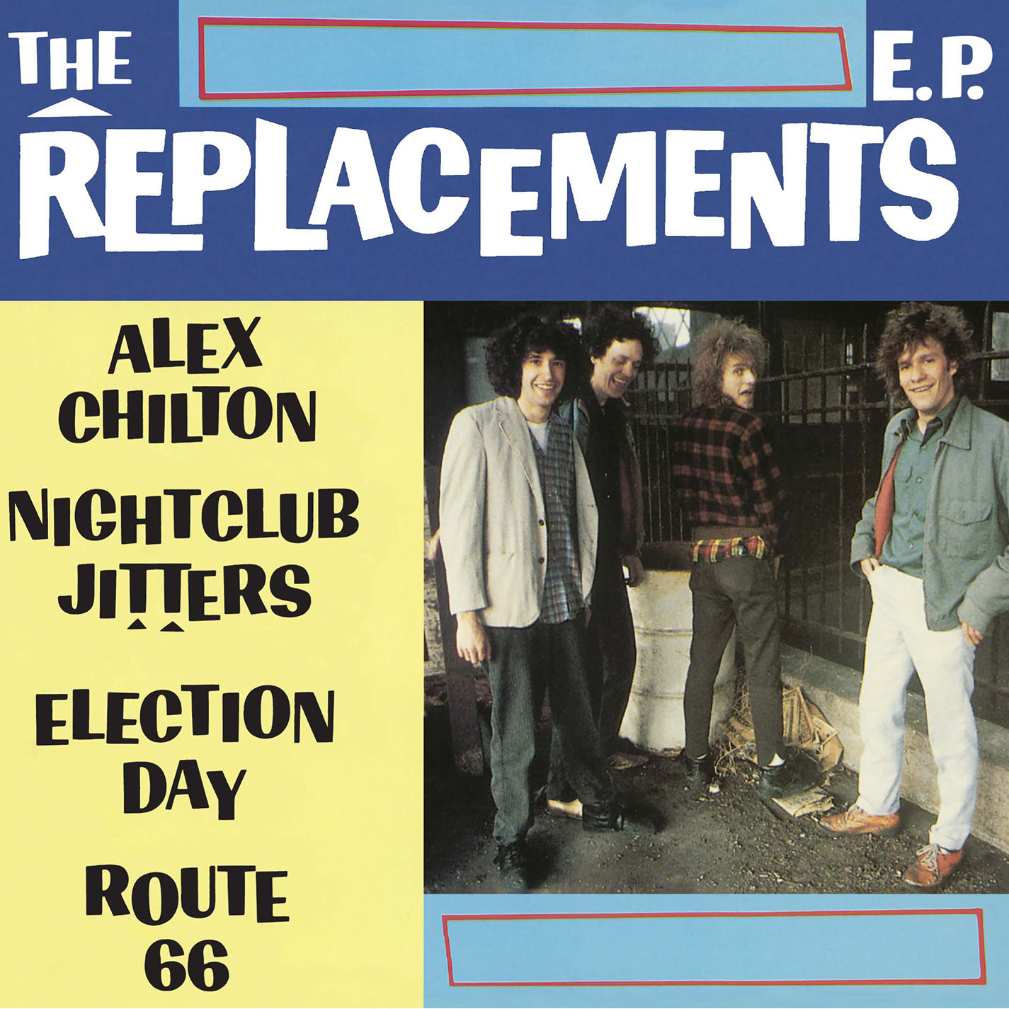 The Replacements - Replacements EP