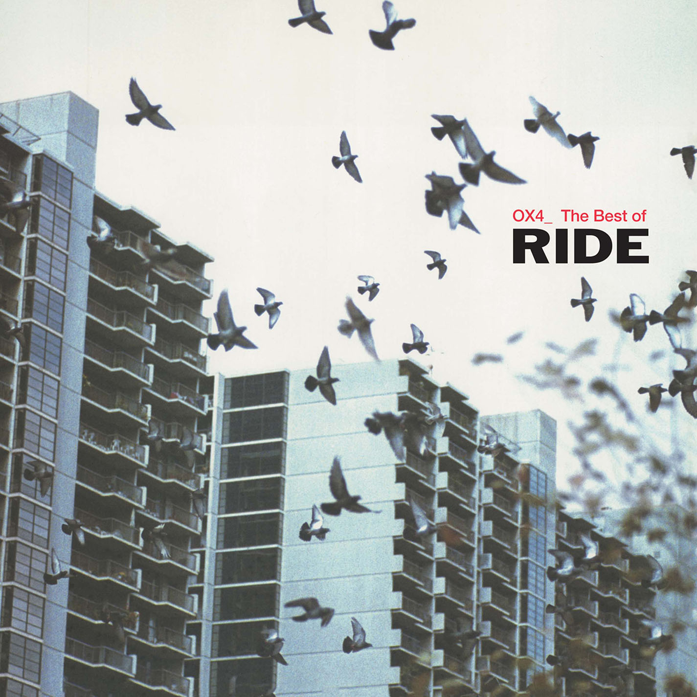 Ride - Ox4_The Best Of [LP]
